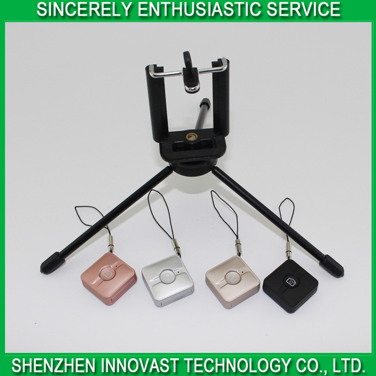Newest Style Bluetooth Remote Shutter for Mobile Phones and Cameras Use