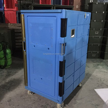 2015 new 520L---Insulated food container with wheels