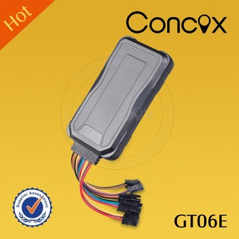 Concox New 3G GPS Vehicle GPS Tracker GT06E Remote Voice Monitoring/Backup Battery and SOS 3g car gps tracker