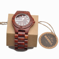 Wood watch wood wrist clock (WW01)