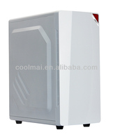 Mini Micro PC case 901-White