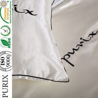 Purix bed runner and cushion hotel linen manufacturer