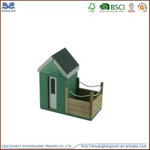Wooden pet products, decorative bird house, cage for animals