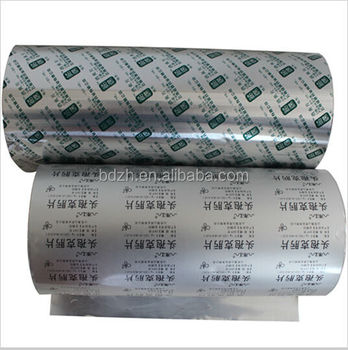 Pharma Blister Aluminium Foil
