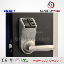 120 users smart door handles and locks prices(DH-3398)