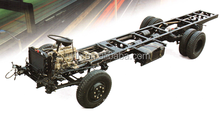 Dongfeng 8m Bus Chassis For Sale