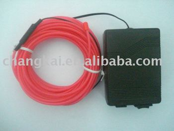 Wonderful 2.3mm High Brightness EL Wire With Inverter
