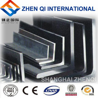 GB 60*5~60*6 Mild Steel Equal Angle Iron for Construction Structure