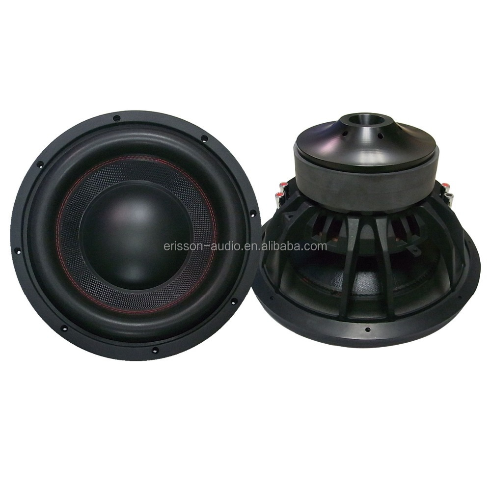 RMS 800W dual voice coil car subwoofer 12 inch