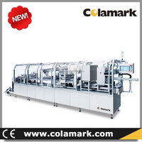 End-of-line packaging machine/Card Wrapping Machine/labeling machine/Blister packaging machine