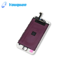 Mobile Phone Accessories Clone for iPhone 6 LCD Screen Digitizer touch with Home button
