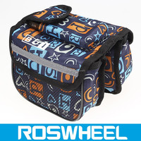 12898-1new style double cycling bike bag wholesale bicycles