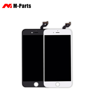 2018 New Good quality for iphone 6 plus complete lcd & digitizer assembly paypal accepted