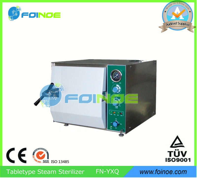 Foinoe Rapid Cooling System Tabletype Steam Sterilizer