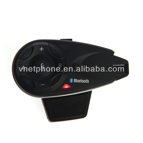 Best quality 5 users bluetooth full duplex intercom motorcycle