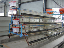 Battery egg laying chicken cage for layer chickens