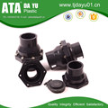 china best supplier BSPT threads pvc plastic non return swing check valves