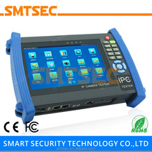 7 Inch Touch Screen High Quality 6 In1 CCTV Tester IPC AHD CVI TVI SDI Analog All In One Tester IPC-6800SACT1