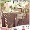 China manufacturer wedding Natural linen tablecloth