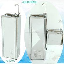 Water Fountains direct drinking machine RO System hot and cold water dispenser