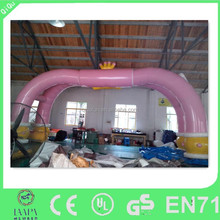 Fashion promotional cheap inflatable arch