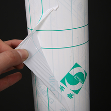 Adhesive Opaque Aluminum Sheet Surface Protection PE Film