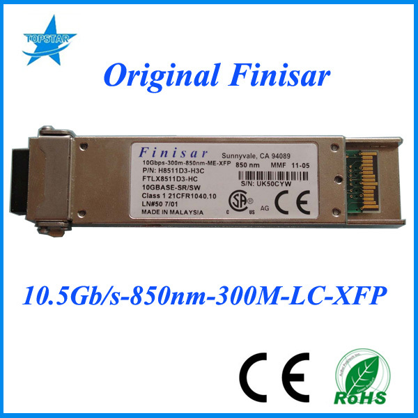 Finisar FTLX8511D3-H3C optical module 10G 850nm 300m fiber optic figurines