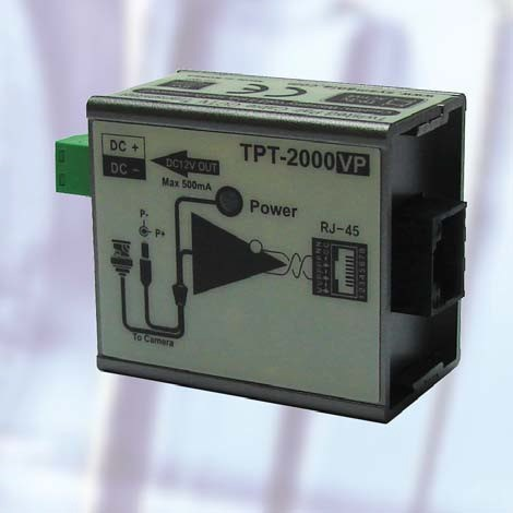 1 Channel Video & Power Transmitter TPT2000VP