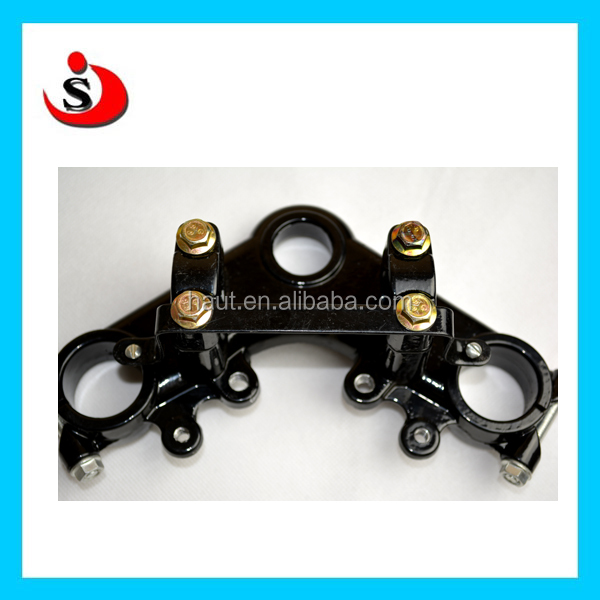 fork upper plate CGL and upper connecting plate for motorcycle parts