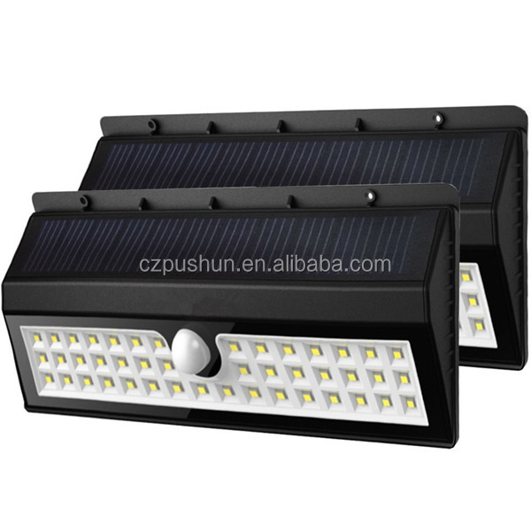 China supplier Indoor&outdoor Solar wall mounted led emergency lights for home led lighting