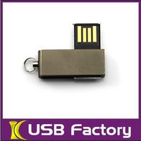 Classic design qualified mini usb key fob