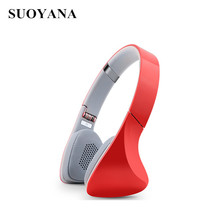 Suoyana 2017 New Wireless Bluetooth Headset Made In China