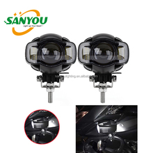 sanyou lighting motorcycle strobe led head light for motorcycle with best price