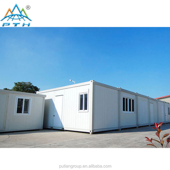 Modular TUV, SGS, BV,CE certificated 20ft sandwich panel container house