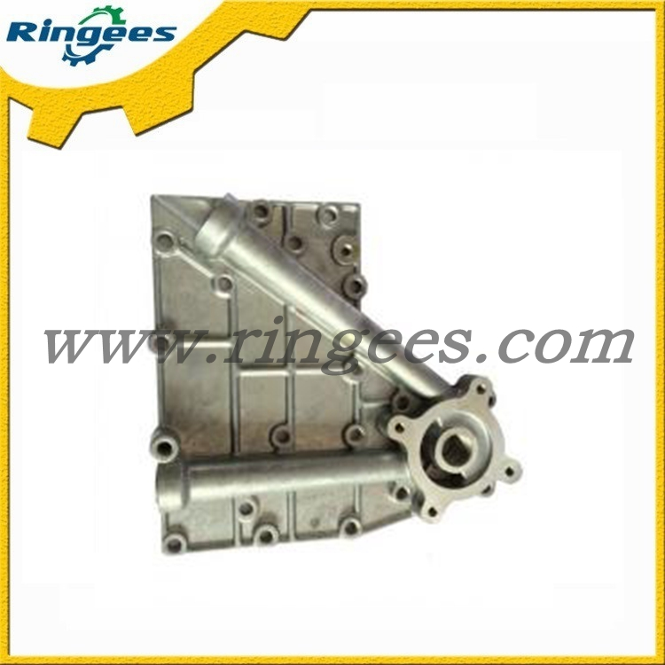 China golden supplier offer Excavator engine parts oil cooler used for Hitachi EX450H-5 EX450H excavator parts