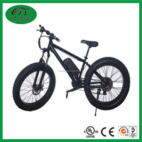 new 26 inch 4.0 fat tire 21 speed adult men bicycle mountain beach snow bike