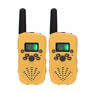 multifunction real sports product mini walkie talkies for kids colorful walkie-talkie