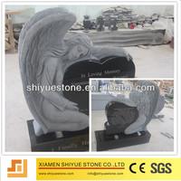 Absolute Black Granite Monument