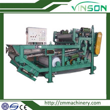 Vacuum belt filter press - wastewater treatment plant equipment , Continuous work for 24 hours