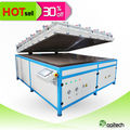 Japan PLC Uniform Oil Heating Semi-automatic Solar Module Laminators