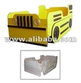 Childrens Bulldozer Bed