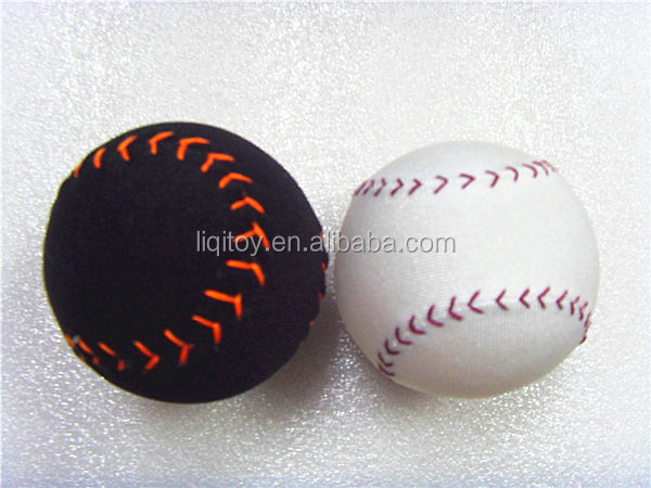 Custom Solid Color Hand Stitching TPR Water Bouncing Ball