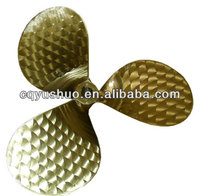 3 Blade Ship Fixed Pitch Bronze Propeller (FPP) / Propeller for Boat