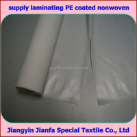 Supply PE Laminated Spunlace Nonwoven Fabric