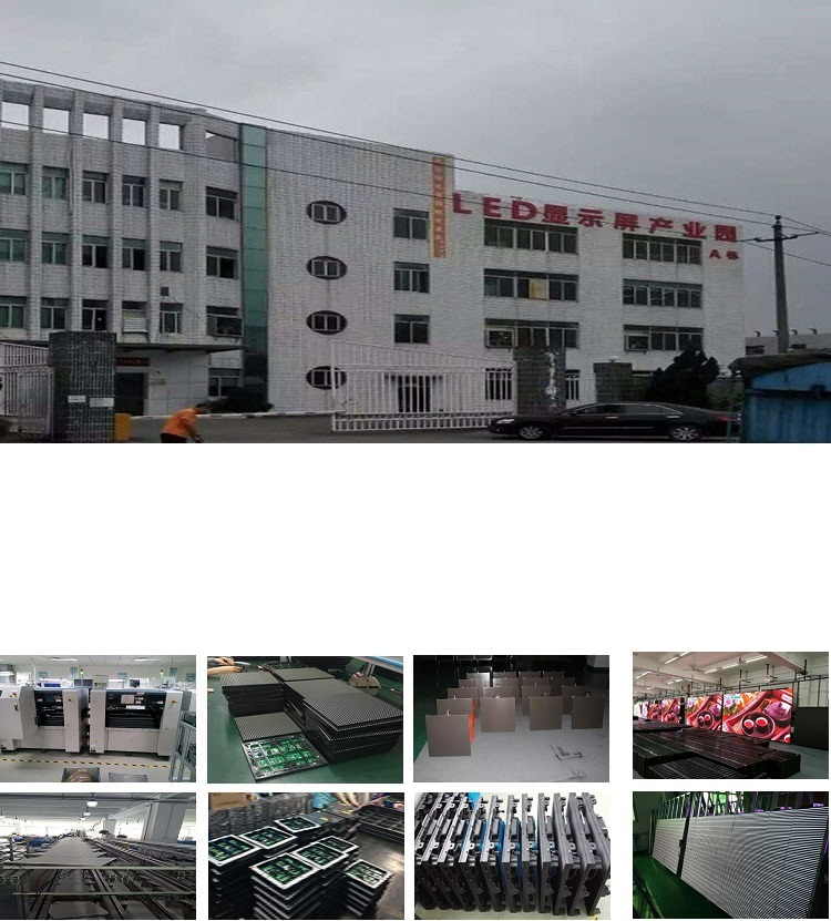 Cheap price full color outdoor LED screen