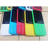 2015 Cheap Mobile Phone W225 MP3 Elder People Dual SIM Big Keyboard Loud Speaker 1.77Inch Color Screen Bluetooth Whatsap Phone