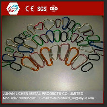 Export products aluminium snap hook from online shopping alibaba