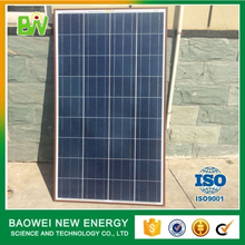 Competitive price high efficiency factory price 75w solar panel