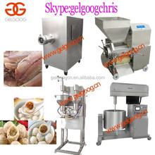 Stuffed Meat Ball Making Machine| Stuffing Fish Ball Production Line |Vegetable Ball Forming Machines