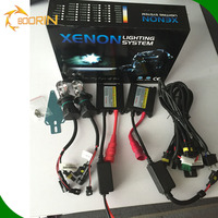 OEM manufacturer supplier hid xenon kit 35w 55w 75w 100w hid kit 6000k 8000k hid ballast h4 h7 h11 h13 h15 wholesale hid kits